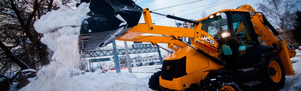 вывоз снега в Пензе и области